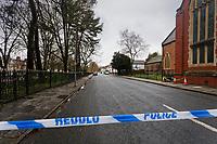 2021 01 30 Murder investigation in Penylan, Cardiff, Wales, UK