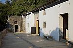 Sheung Yiu Village, Sai Kung. A fortified Hakka village built on raised ground in around 1850.