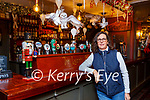 Kate O'Leary who is looking forward to opening the LAurels bar for the festive season
