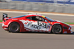 Emil Asentato (69), Driver of AIM Autosport Team FXDD with Ferrari Ferrari 458 in action during the Grand Am of the Americas, Rolex race at the Circuit of the Americas race track in Austin,Texas...