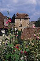 Europe/France/Midi-Pyrénées/46/Lot/Vallée du Lot/Saint-Cirq-Lapopie: Le village