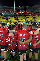 190329 Super Rugby - Hurricanes v Crusaders