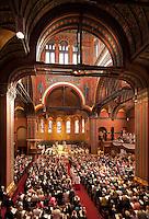 Trinity Church, Easter, Boston, MA (H.H. Richardson= architect, 1877) Copley Square