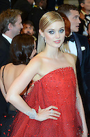 Bella Heathcote attends 'The Neon Demon' Premiere during the 69th annual Cannes Film Festival at the Palais des Festivals on May 20, 2016 in Cannes, France.