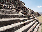 The best-preserved of the Aztec ruins are those located in Teotihuacan, a large ceremonial site about 30 miles north of Mexico City. This was one of the most important ceremonial and commercial centers for the pre-Aztec natives. There are pyramids dedicated to the sun and moon.