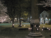 Wickford in the Winter