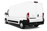 Car pictures of rear three quarter view of a 2015 Peugeot BOXER L4H2 4 Door Cargo Van Angular Rear
