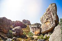 Bouldering, Rocklands, South Africa
