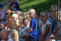 FIERLJEPPEN: IT HEIDENSKIP: 24-08-2019, Fierljeppen NK Jeugd, ©foto Martin de Jong
