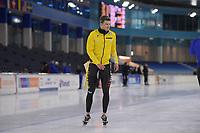 SCHAATSEN: HEERENVEEN: 26-10-2019, IJsstadion Thialf,KNSB trainingswedstrijd, Sven Kramer, ©foto Martin de Jong