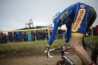 Michael Vanthourenhout (BEL)<br /> <br /> 2014 Noordzeecross