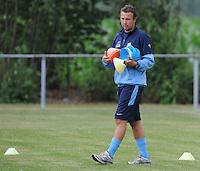 KV Kortrijk : Jean-Luc Vande Weghe.foto VDB / BART VANDENBROUCKE