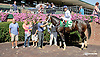 Irish Donnie winning at Delaware Park on 9/27/14