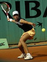 20030601, Paris, Tennis, Roland Garros, Kleibanova