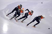 SCHAATSEN: HEERENVEEN, IJsstadion Thialf, 2020, topsporttraining, Selma Poutsma, ©foto Martin de Jong