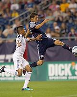 New England Revolution vs Los Angeles Galaxy July 10 2010