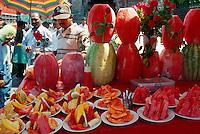 Indien, Bombay (Mumbai), Verkauf von Obst