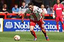 Greg Tansey of Stevenage<br />  Stevenage v Oldham Athletic - Sky Bet League 1 - Lamex Stadium, Stevenage - 3rd August, 2013<br />  © Kevin Coleman 2013