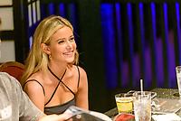 LAS VEGAS, NV - July 15, 2021: Hannah Godwin pictured at Benihana Restaurant at Westgate Las Vegas Resort & Casino in Las Vegas, NV on July 15, 2021. <br /> CAP/MPI/GDP<br /> ©GDP/MPI/Capital Pictures
