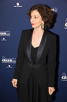 French Minister of Culture Audrey Azoulay attends the 'Diner Des Producteurs' - Producer's Dinner - Cesar 2017 at Four Seasons Hotel George V on February 20, 2017 in Paris, France. # DINER DES PRODUCTEURS DES CESAR 2017