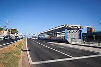 13/07/2020 - ESTAÇÃO LONDRES DO BRT DE CAMPINAS