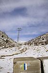 Golan Heights, Golan trail on Mount Hermon
