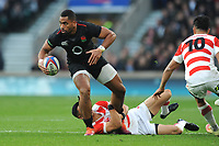 Joe Cokanasigaof England in action during the Quilter International match between England and Japan at Twickenham Stadium on Saturday 17th November 2018 (Photo by Rob Munro/Stewart Communications)