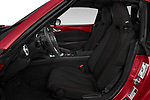 Front seat view of 2019 Mazda MX-5 Skycruise 2 Door Targa Front Seat  car photos