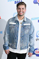 Sonny Jay<br /> poses on the media line before performing at the Summertime Ball 2019 at Wembley Arena, London<br /> <br /> ©Ash Knotek  D3506  08/06/2019