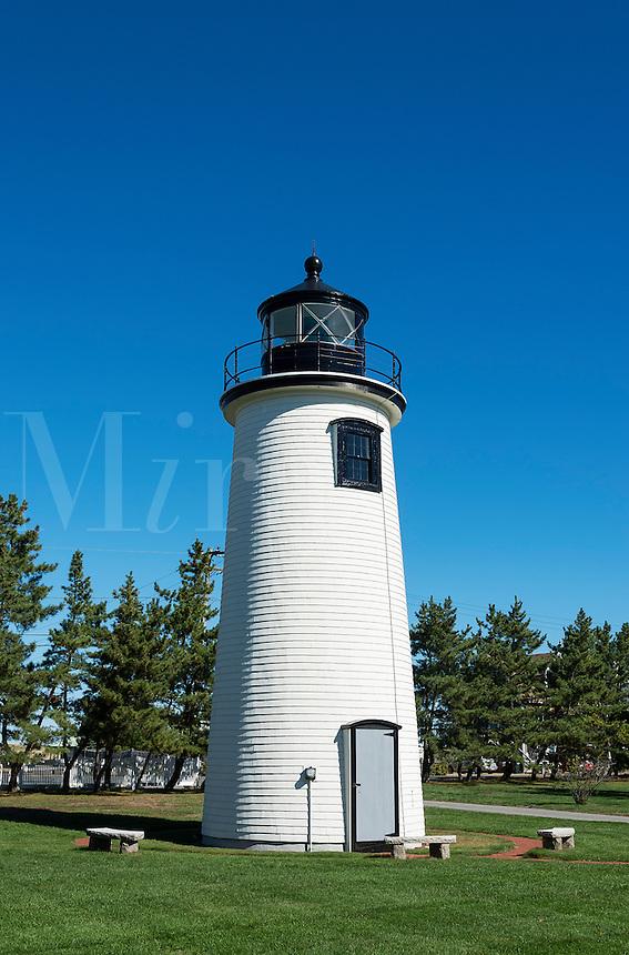 Plum Island Lighthouse, Newburyport, Massachusetts, USA