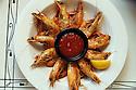 Boiled shrimp at  Charlie's Seafood in Harahan, La., Thurs., July 8, 2010.Louisiana Seafood..