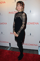 """NEW YORK, NY - NOVEMBER 12: Jazmin Grace Grimaldi at the New York Premiere Of The Weinstein Company's """"Philomena"""" held at Paris Theater on November 12, 2013 in New York City. (Photo by Jeffery Duran/Celebrity Monitor)"""
