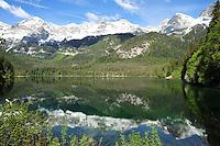 Lago di Tovel, Tovel lake