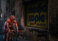 Janneke Ensing (NED)<br /> <br /> WOMEN ELITE ROAD RACE<br /> Kufstein to Innsbruck: 156.2 km<br /> <br /> UCI 2018 Road World Championships<br /> Innsbruck - Tirol / Austria