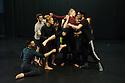 Folk, rehearsals, National Dance Company Wales, Millennium Centre