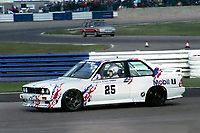 Round 1 of the 1993 British Touring Car Championship. #25 Peggen Andersson (SWE). Peggen Motorsport. BMW M3.