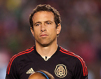 Mexico national team midfielder Gerado Torrado (6). The national teams of Mexico and Venezuela played to a 1-1 draw in an International friendly match at  Qualcomm stadium in San Diego, California on  March 29, 2011...