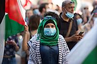 27.06.2020 - Libertà E Giustizia Per La Palestina - Freedom And Justice For Palestine Demo In Rome