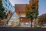 Karl Miller Center | Behnisch Architekten