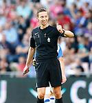 Nederland, Eindhoven, 21 juli 2015<br /> Oefenwedstrijd<br /> PSV-FC Eindhoven<br /> Scheidsrechter Christiaan Bax