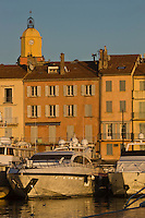 Europe/France/Provence-Alpes-Côte d'Azur/83/Var/ Saint-Tropez: le port