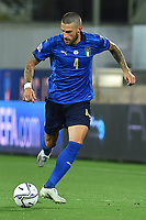 Cristiano Biraghi of Italy during the Uefa Nation League Group Stage A1 football match between Italy and Bosnia at Artemio Franchi Stadium in Firenze (Italy), September, 4, 2020. Photo Massimo Insabato / Insidefoto