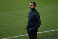 Gareth Southgate coach of England  looks on during the Uefa Euro 2020 Final football match between Italy and England at Wembley stadium in London (England), July 11th, 2021. Photo Andrea Staccioli / Insidefoto