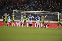 VOETBAL: HEERENVEEN: 22-02-2020, Abe Lenstra Stadion, SC Heerenveen - ADO Den Haag, uitslag 2-2, ©foto Martin de Jong