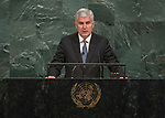 72 General Debate – 20 September <br /> <br /> <br /> His Excellency Dragan Cović, Chairman of the Presidency of Bosnia and Herzegovina