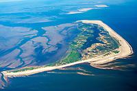 Amrum im Wattenmeer: EUROPA, DEUTSCHLAND, SCHLESWIG-HOLSTEIN, AMRUM 20.06.2005: Die Insel Amrum in der Nordsee.