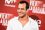 """Carlos Enrique Almirante attends to the presentation of the spanish film """"Vientos de la Habana"""" in Madrid. September 27, 2016. (ALTERPHOTOS/Borja B.Hojas)"""
