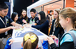 Autograph session at the Prestige Village during the Longines Masters of Hong Kong at AsiaWorld-Expo on 10 February 2018, in Hong Kong, Hong Kong. Photo by Christopher Palma / Power Sport Images