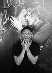 """Jeigh Madjus during his Broadway photo shoot for  """"Moulin Rouge! The Musical"""" at the Al Hirschfeld on July 29, 2019 in New York City."""