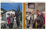 Austria, St Anton.  <br /> I finally made it to Stuben, part of the St Anton Ski Area, Austria. Home to Hannes Schneider, the father of modern skiing in America.